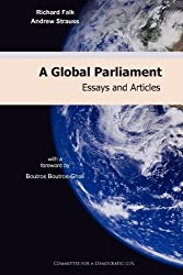 A Global Parliament: Essays and Articles
