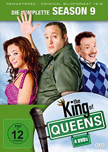 The King of Queens - Season 9 [3 DVDs]