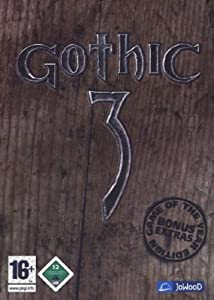 Gothic 3 - Game of the Year Edition in Holzbox