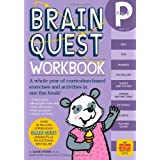 Brain Quest Workbook: Pre-K ~ Liane Onish