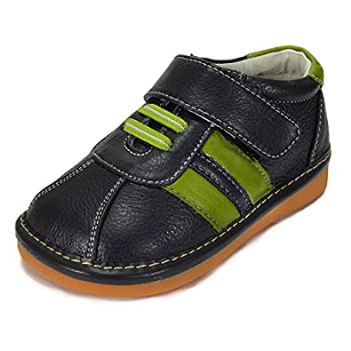 squeaky shoes hlt boy s stripe squeaker shoe