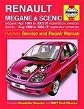 Renault Megane & Scenic Service and Repair Manual