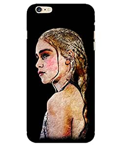 Astrode Printed Designer Back Case Cover For Apple iPhone 6S