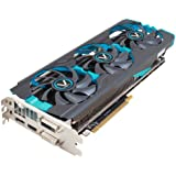 Sapphire Radeon VAPOR-X R9 280X 3 GB GDDR5 DVI-I/DVI-D/HDMI/DP TRI-X with Boost PCI-Express Graphics Card 11221-20-20G