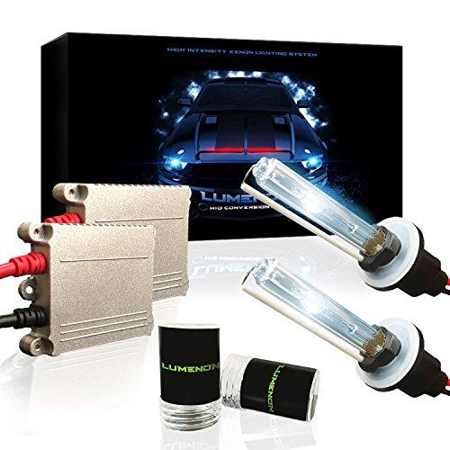 Lumenon 880 881 893 6000k 6k HID Xenon Conversion Fog Light Kit Diamond White 2 Year Warranty (2003 Impala Fog Lights compare prices)