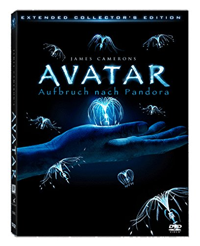 Avatar (Extended Collector's Edition, Lenticular) [3 DVDs]