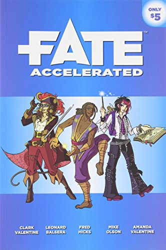 Evil Hat Productions Fate Accelerated