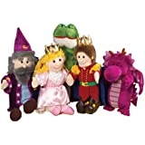 4 Puppets - Royal Puppet Play w/ frog and more