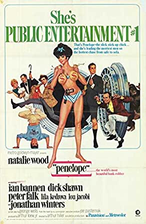 "Penelope - Authentic Original 27"" x 41"" Folded Movie Poster at Amazon"