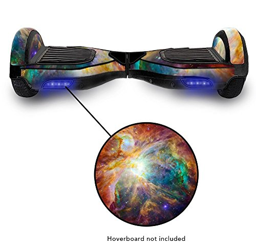 Nebula Protective Adhesive Vinyl Skin Wrap for Electric Balance Scooter Mini Hoverboard 2 Wheel Self Balancing Unicycle Sticker Decal