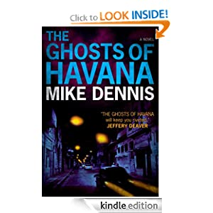 THE GHOSTS OF HAVANA (Key West Nocturnes series)