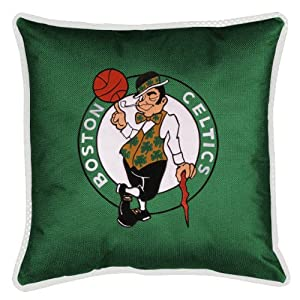 NBA Boston Celtics Sidelines Toss Pillow