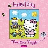 echange, troc Hachette Jeunesse - Mon livre puzzle Hello Kitty