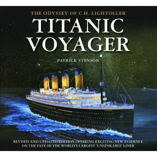 Titanic Voyager - Patrick Stenson 51TJsS58mCL._SS500_