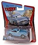 Disney Pixar Cars 2 Finn McMissile Di...