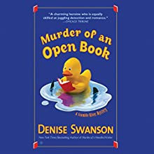 Murder of an Open Book (       UNABRIDGED) by Denise Swanson Narrated by Christine Leto