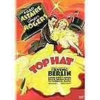 Top Hat DVD