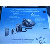 Plantronics VOYAGER 510S (72272-01) Bluetooth Office Headset System with Base Unit/Adapter