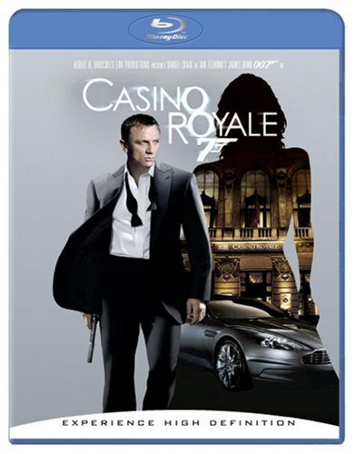 Cover art for  Casino Royale [Blu-ray]