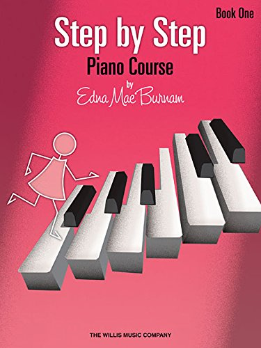 Step by Step Piano Course, Book 1 (Step by Step (Hal Leonard))
