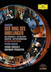 Wagner: The Ring of the Nibelung ( Das Rheingold / Die Walküre / Siegfried / Götterdämmerung) (Boulez/Chereau Ring Cycle)