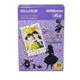 Fujifilm Instax Mini Instant Film Alice In Wonderland -10 Sheets (3 packs set x 30 photos)