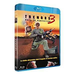 Tremors 3 : Back to Perfection [Blu-ray]