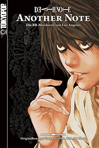 Death Note: Another Note, Novel