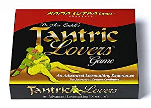 Tantric LoversTM Game by Dr. Ava Cadell