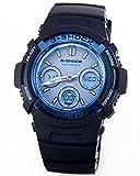 カシオ CASIO 腕時計 G-SHOCK ジーショック FIRE PACKAGE タフソーラー 電波時計 MULTIBAND 6 アナデジ AWG-M100SF-2A メンズ 【並行輸入品】