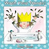 WASH YOUR HANDS! (Little Princess Books)