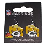 Green Bay Packers Cheese Dangle Earrings