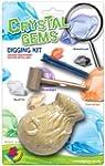 Crystal Gems Digging Kit - Dig Out Ge...