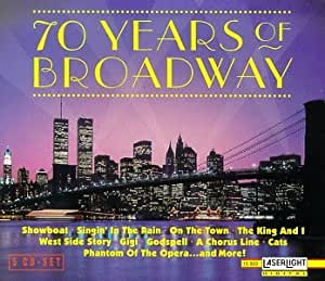70 Years of Broadway 1-5