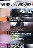 echange, troc Patrimoine sur rails - volume 4