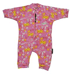 Stingray Australia Baby UV Sun Protection Romper Bathing Suit-Hawaii size 1