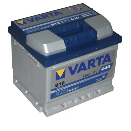 VARTA B18 Blue Dynamic / Autobatterie / Batterie