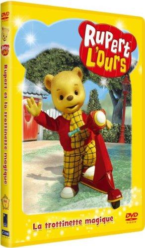 Rupert L'ours - Vol. 1 : La Trottinette Magique