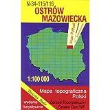 Ostrow Mazowiecka Region Map