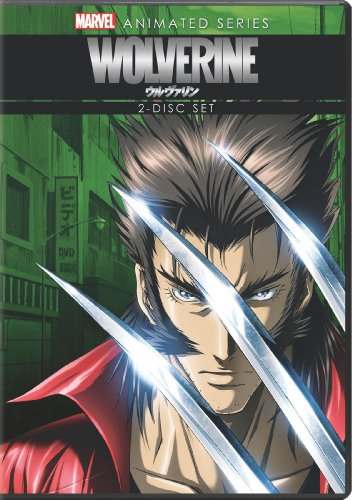 Cover art for  Wolverine (Marvel Animated Series)