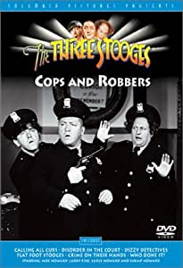 The Three Stooges - Cops and Robbers
