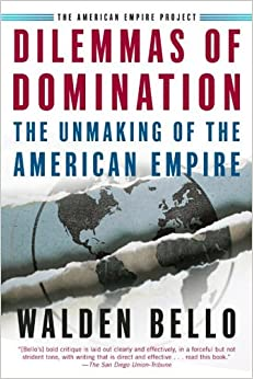 Didn't know american american dilemma domination empire empire project unmaking love her