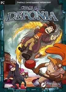 Chaos auf Deponia [PC Steam Download]