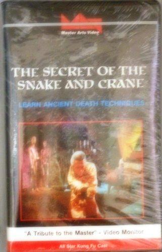 Secrets of Snake & Crane [VHS]