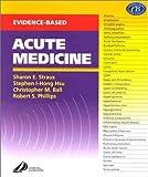 Evidence-Based Acute Medicine, 1e (0443064113) by Straus MD, Sharon E.