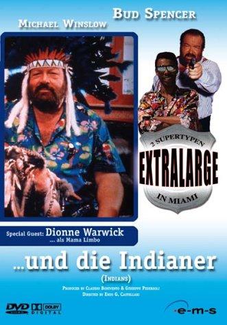 Extralarge 12: Extralarge und die Indianer