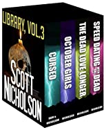 Scott Nicholson Library, Vol. 3 (Boxed Set)