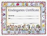 Kindergarten Certificate (0742403386) by School Specialty Publishing