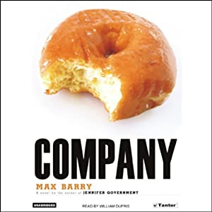Company | [Max Barry]