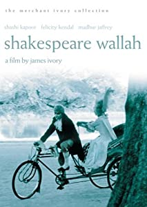 "Cover of ""Shakespeare Wallah - The Mercha..."